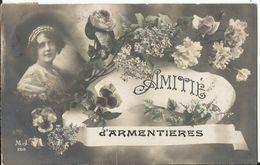 Amitié D'Armentières - 1913 - Nord - 59 - Armentieres
