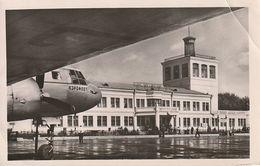 RUSSIE -  KNIB  -  Aéroport  - - Russie