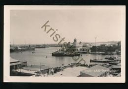 Port-Said - The Harbour Z02-5.087 - Sin Clasificación