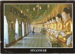 MYANMAR - Views - Vues - Vedute - Myanmar (Burma)