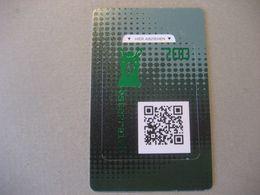 Österreich- Crypto Stamp 2.0 Lama Grün ( Only 16000 Pieces Worldwide) - Otros