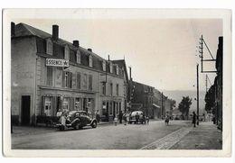 AUBANGE (Belgiq) Rue De Longwy (poste Essence Et Douane), Cpsm Pf - Aubange
