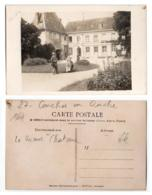 1364, Eure, Conches En Ouche, Carte Photo, Le Vieux Chateau - Conches-en-Ouche