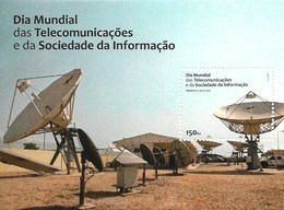 ANGOLA 2012 World Telecommunication Day - Angola