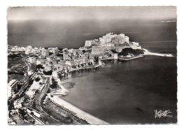 GF (Corse) 2B, 213, Calvi, Greff 1058, Vue Aérienne, La Plage, Le Port, La Citadelle - Calvi
