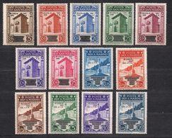 Saint-Marin San Marino 1943 Yvertn° 234-246  (*) MLH Cote 12 € - Saint-Marin
