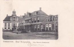 48155Heerenveen, Paul Krügerplein. (rond 1900) - Heerenveen