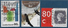 NVPH 1631-1633 - 1995 - Illegaal Gedicht, Panorama Mesdag, Blauwe Mauritius - 1980-... (Beatrix)