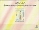ANGOLA 2014 Traditional Music Instrument - Angola