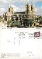 London. Westminster Abbey. Viaggiata 1976 - Westminster Abbey