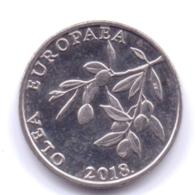 HRVATSKA 2018: 20 Lipa, KM 17 - Croatia