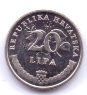 HRVATSKA 2017: 20 Lipa, KM 7 - Croatia