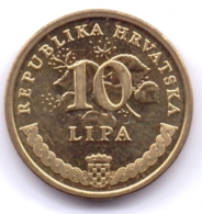HRVATSKA 2015: 10 Lipa, KM 6 - Croatia