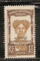 GABON OBLITERE - Gabon (1886-1936)