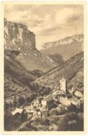 CPA 12 - 411. PEYRELEAU Et La Vallée De La Jonte - Non Classés
