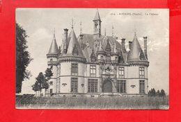 Cubry : Château De Bournel - France
