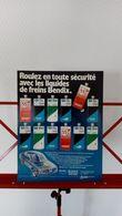 Publicité De Presse De 1986 Liquide De Freins Bendix - Transporto