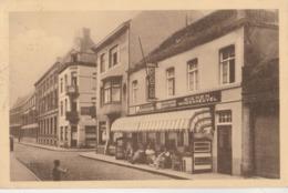 Heyst , Heist Café Oud België (58-60 Rue Du Kursaal)(PUB Bière Bier Export  Vandenheuvel Brasserie Brouwerij - Heist