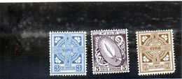 CG44 - 1922/3 Irlanda - Stemmi - 1922-37 Stato Libero D'Irlanda