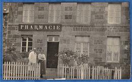 CARTE PHOTO 61 PASSAIS (Orne) - Pharmacie GAUTIER - Pharmacien De 1ère Classe De L'Ecole Supérieure De Paris - 1919 - Autres Communes