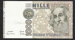 """1000  Lire """" ITALIE """"      SUP P109a      Bc90 - 1000 Lire"""