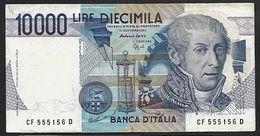 """10 000  Lire """" ITALIE """"  3 Septembre1984  SUP     Bc91 - 10000 Liras"""