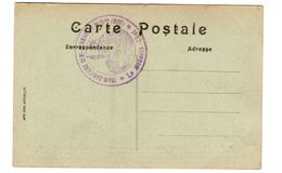 TOURS (37) - Train Sanitaire S.P. 5 Bis Midi - Oorlog 1914-18