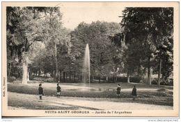21. Nuits Saint Georges. Jardin De L'arquebuse - Nuits Saint Georges