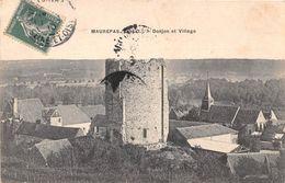 MAUREPAS - Donjon Et Village - Vue Générale - Maurepas