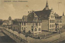 Castrop Hohere Madchenschule - Castrop-Rauxel