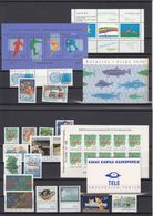 Finland 1991 - Full Year MNH ** - Finland