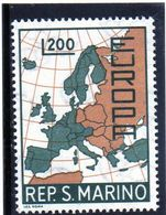 CG44 - 1967 San Marino - Europa - Neufs
