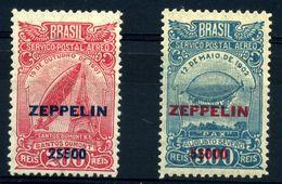 Brasil (aéreo) Nº 27/28. Año 1930/39 - Aéreo