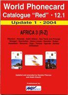 WORLD PHONECARD-RED-12.1 AFRICA 3 (R-Z) - Schede Telefoniche