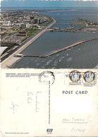 Corpus Christi (USA). Miles Of Waterfront. Viaggiata 1979 - Corpus Christi