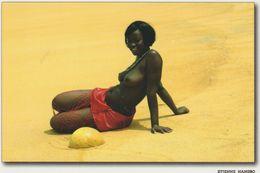 2026  Nu Af Noire  Côte D'ivoire  Phot étienne Nangbo   La Vente Sera Retirée  Le 12-07 - Afrique Du Sud, Est, Ouest