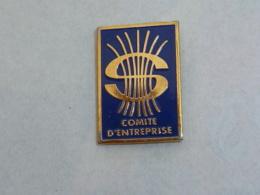 Pin's COMITE D ENTREPRISE ..? - Associations