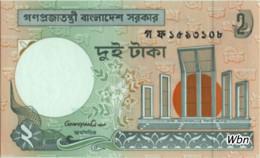 Bangladesh 2 Takas (P6Cb) -UNC- - Bangladesh