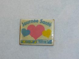 Pin's JOURNEE SANTE, FRANCE TELECOM - France Telecom