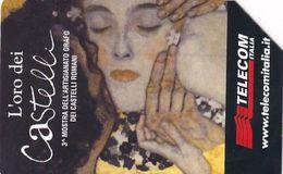 "ITALY - Painting, L""oro Deri Castelli, Exp.date 30/06/02, Used - Malerei"