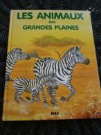 Les Animaux Des Grandes Plaines (Glover-Watson)/ Editions Bias, 1990 - Bücher, Zeitschriften, Comics