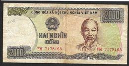 "2000 Dông   ""SUD VIET-NAM""   1988   Ro48 - Viêt-Nam"