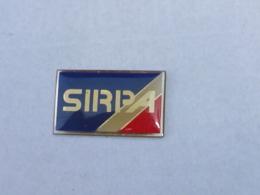 Pin's S.I.R.P.A., SERVICE D INFO DES ARMEES - Militaria