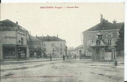 BRUYERES - Grande Rue - Bruyeres