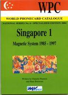 WPC-NATIONAL SERIES-N.06-SINGAPORE 1 - Kataloge & CDs