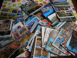 DESTOCKAGE - Plus De 4 KG De Cartes Postales Modernes, Principalement France - 4 Photos - 500 CP Min.