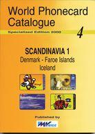 WORLD PHONECARD CATALOGUE-04-SCANDINAVIA 1 - Phonecards