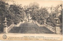 Cambron NA7: Abbaye. Le Grand Escalier - Brugelette