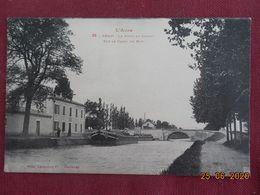 CPA - Bram - Le Pont De Saissac Sur Le Canal Du Midi - Bram