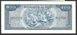 """100  Riels  """"CAMBODGE""""         UNC     Ro40 - Cambodge"""
